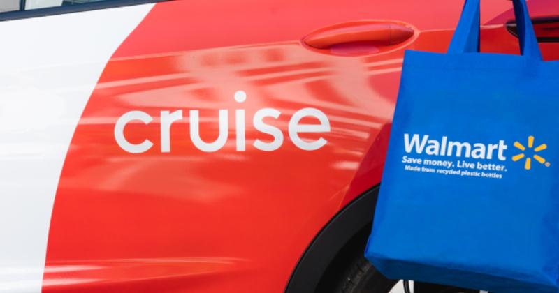 Walmart Cruise partnership