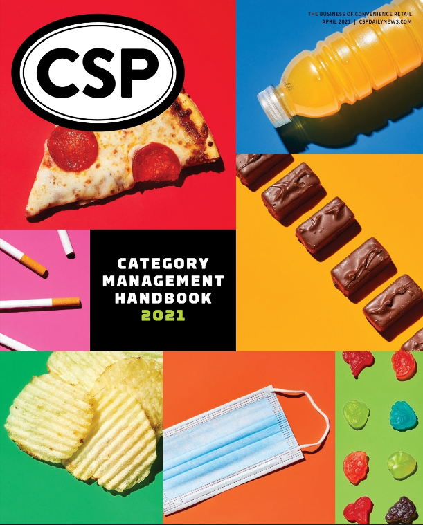 CSP Daily News Magazine Category Management Handbook | April 2021 Issue
