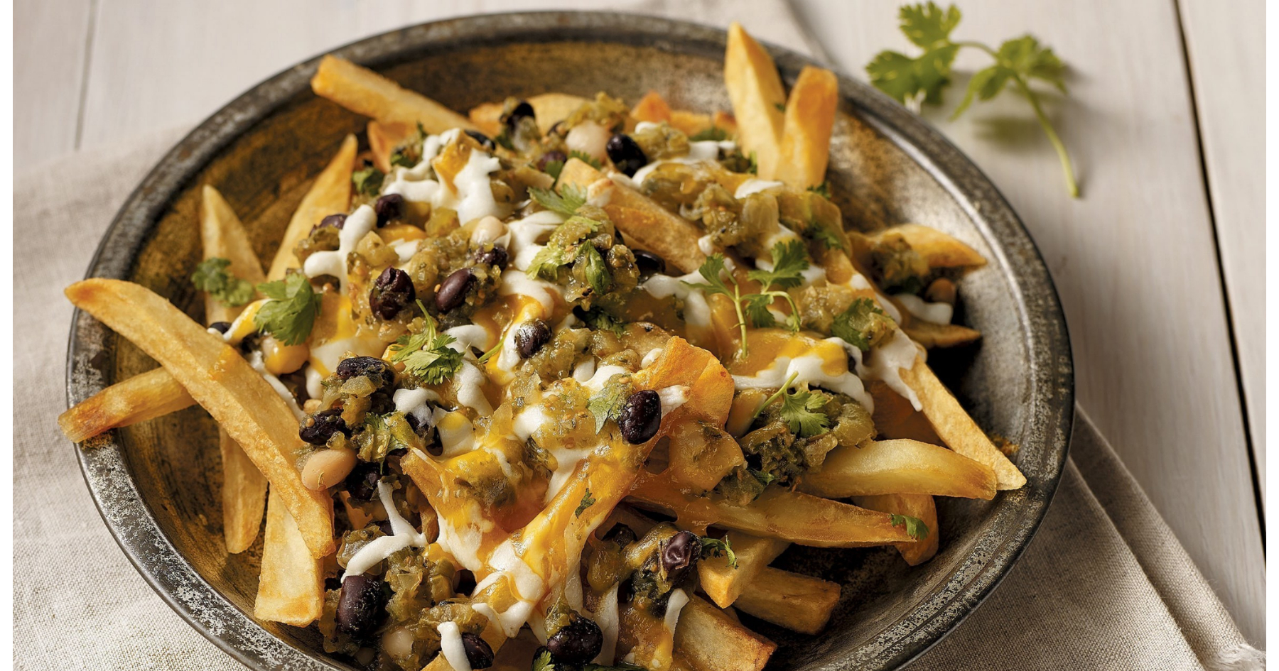 Green Chile Fries