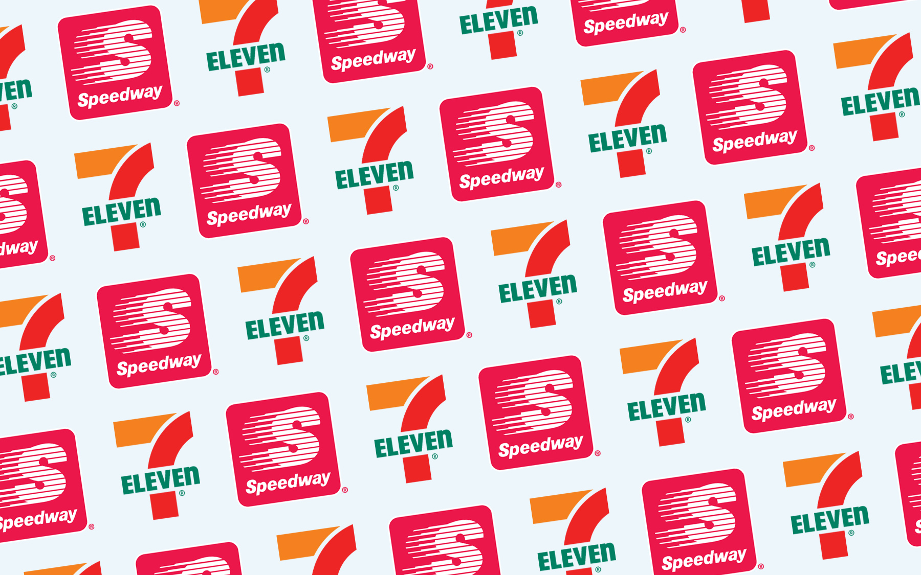 7-Eleven and Speedway convenience stores
