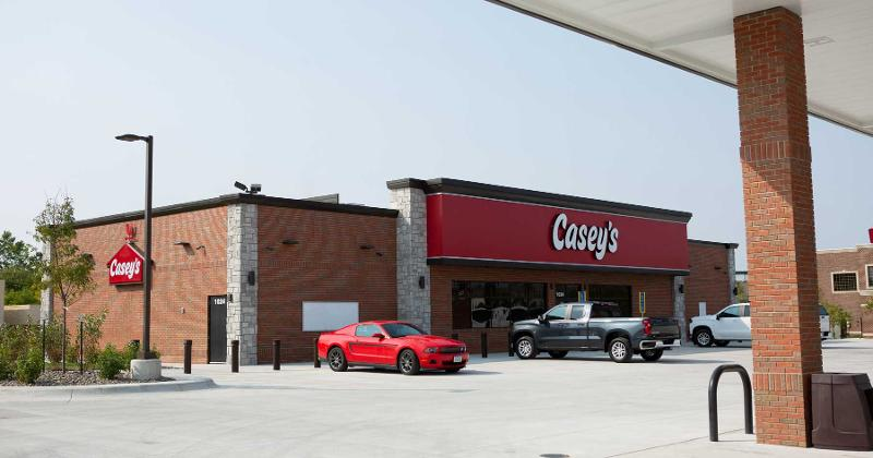 casey's convenience store back office software