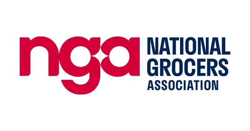 NGA rebranded logo