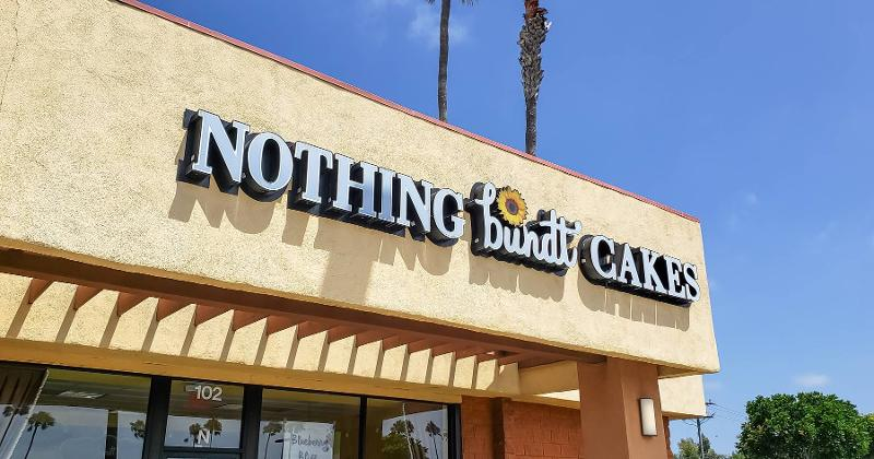 Nothing Bundt Cakes sold