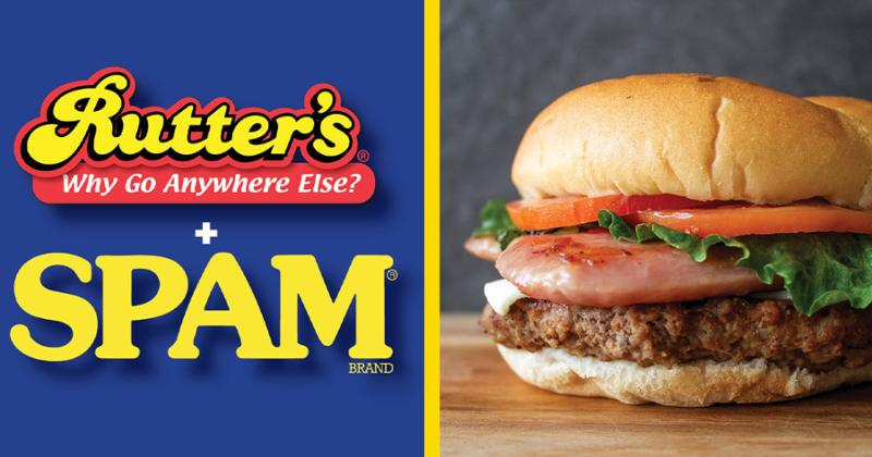 Rutter's and Hormel Foods Spam Partnership