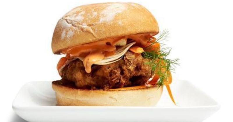 Choice Market chicken sandwich