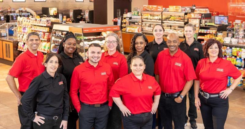 circle K employees