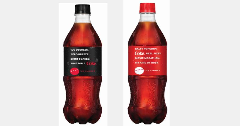 Coke summer poems