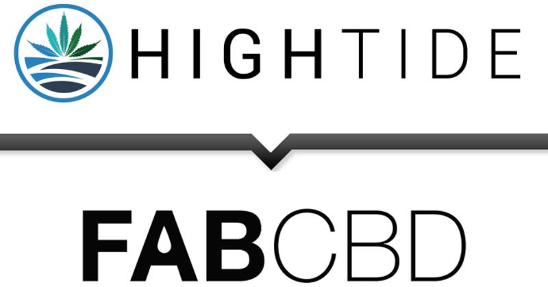 High Tide FABCBD logos