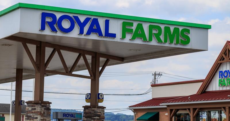 royal farms convenience store