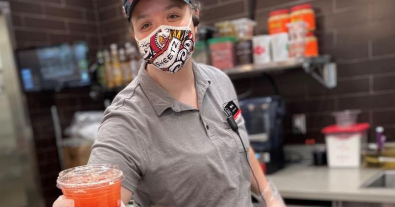 sheetz employee