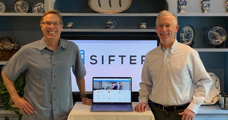 Sifter founders