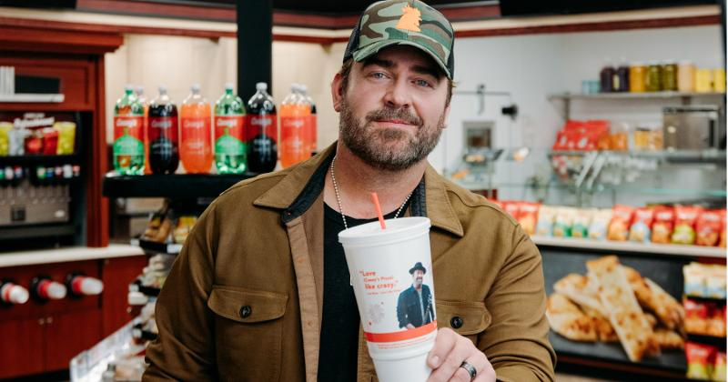 Casey's General Stores promotion with country star Lee Brice