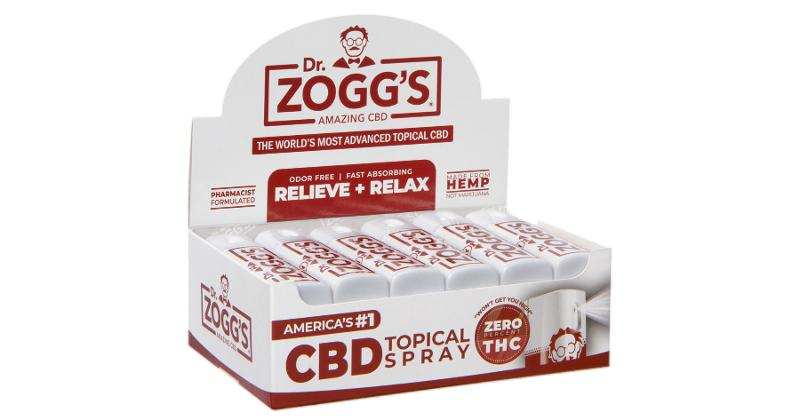 Dr. Zogg's Amazing CBD