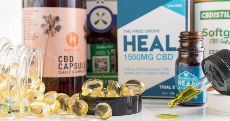 CBD and hemp products
