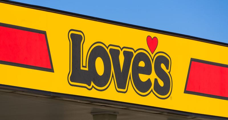 Love's mobile alabama