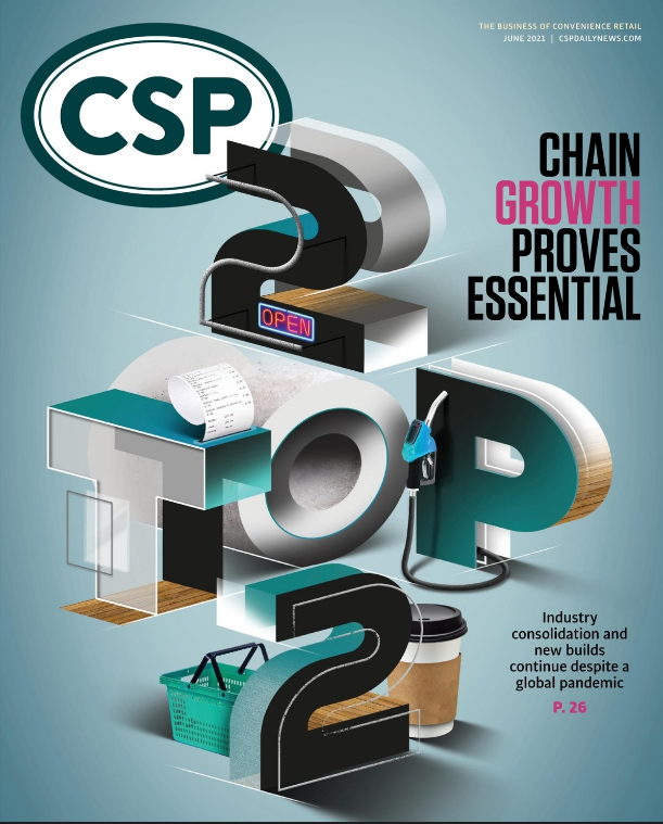 CSP Daily News Magazine Chain Growth Proves Essential | June 2021 Issue