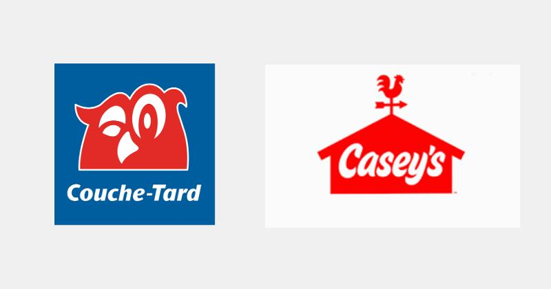 Casey's and Couche Tard