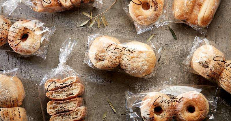 Cristal retail baked goods