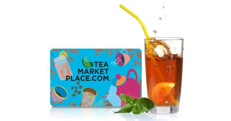 Harris Tea's new website, TeaMarketPlace.com