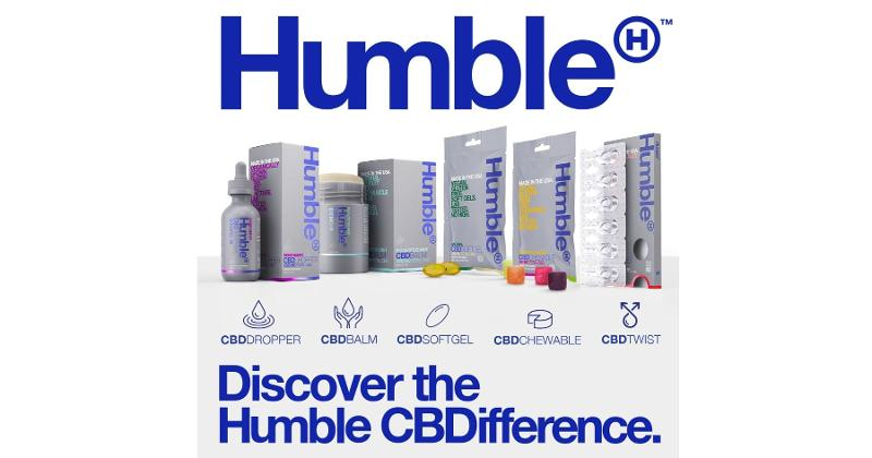 Humble Specialty Products' new hemp-derived product line