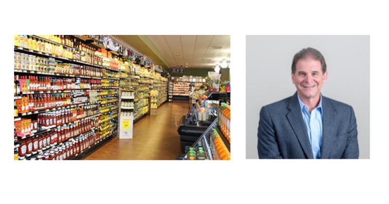 Gus Lebiak, president, Krasdale Foods