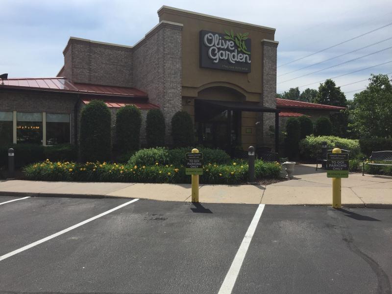Olive Garden profits Darden