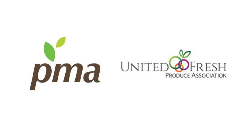 PMA United Fresh logos