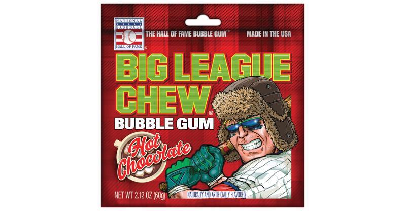 Big League Chew Hot Chocolate