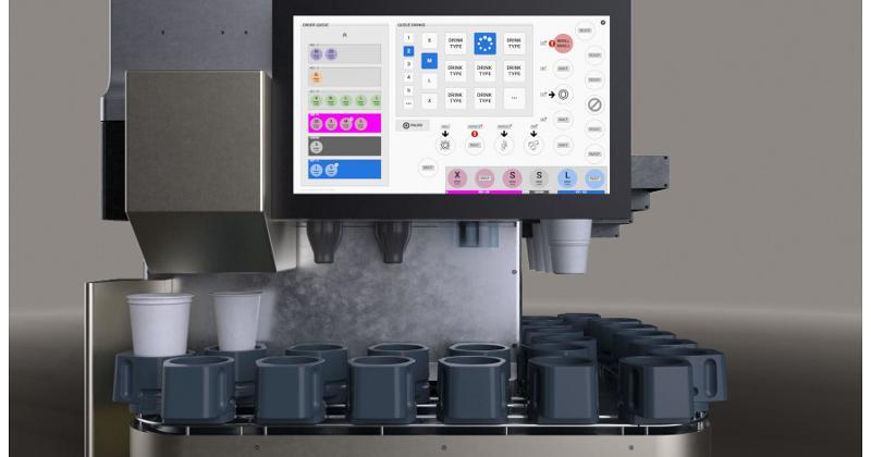 Miso automated beverage dispenser