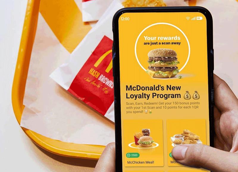 McDonald's Loyalty