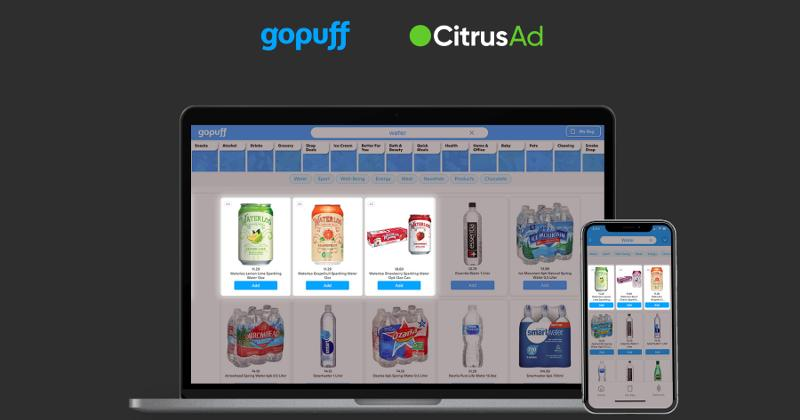 Gopuff and CitrusAd