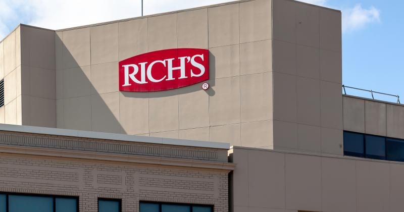 Rich's Products building exterior