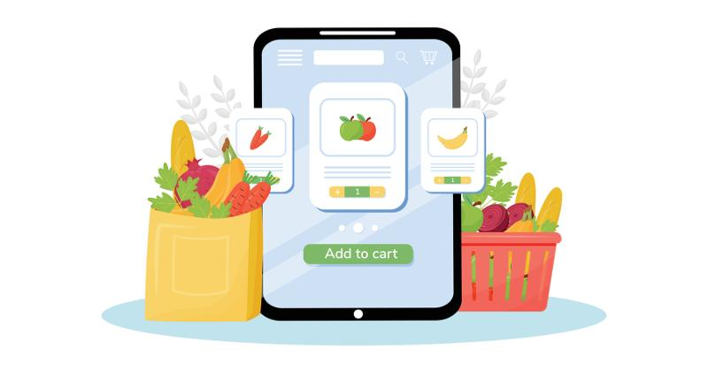 Grocery e-commerce