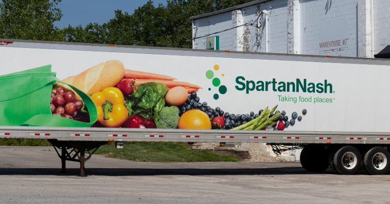 SpartanNash truck