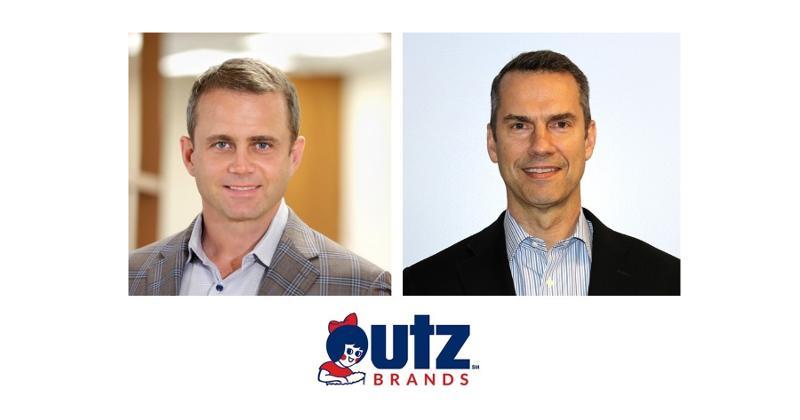 Shane Chambers and Mark Schreiber of Utz Brands