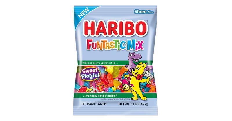 Haribo Funtastic Mix