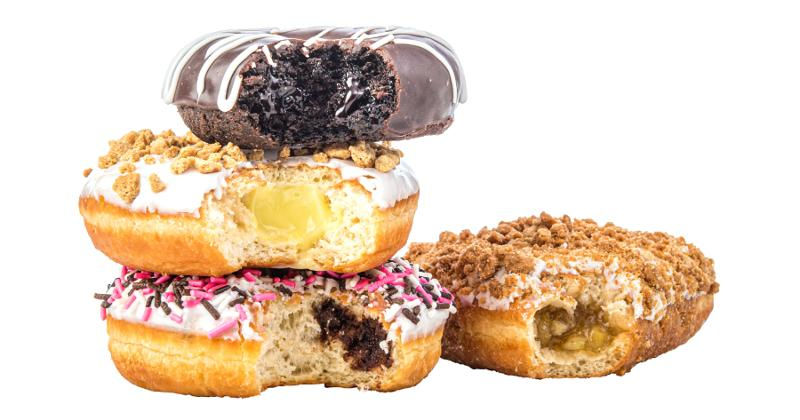 Rich Products filled dessert donuts