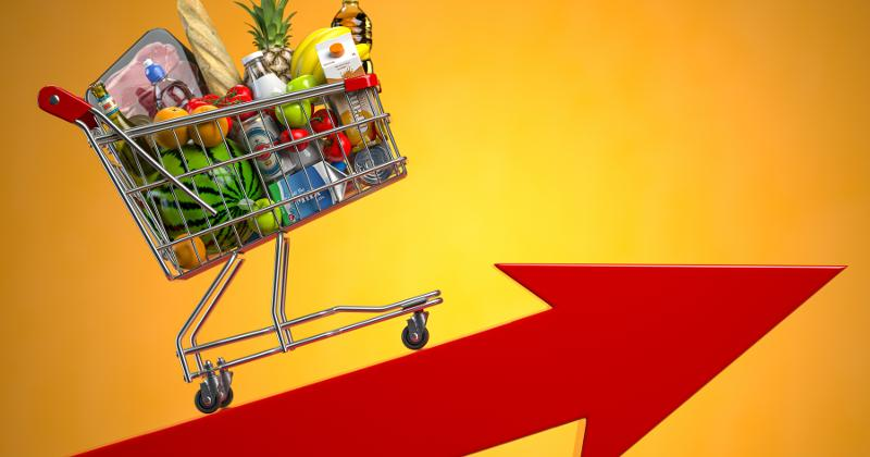 Grocery price increases