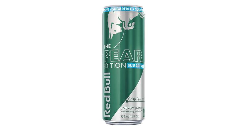 Red Bull Pear