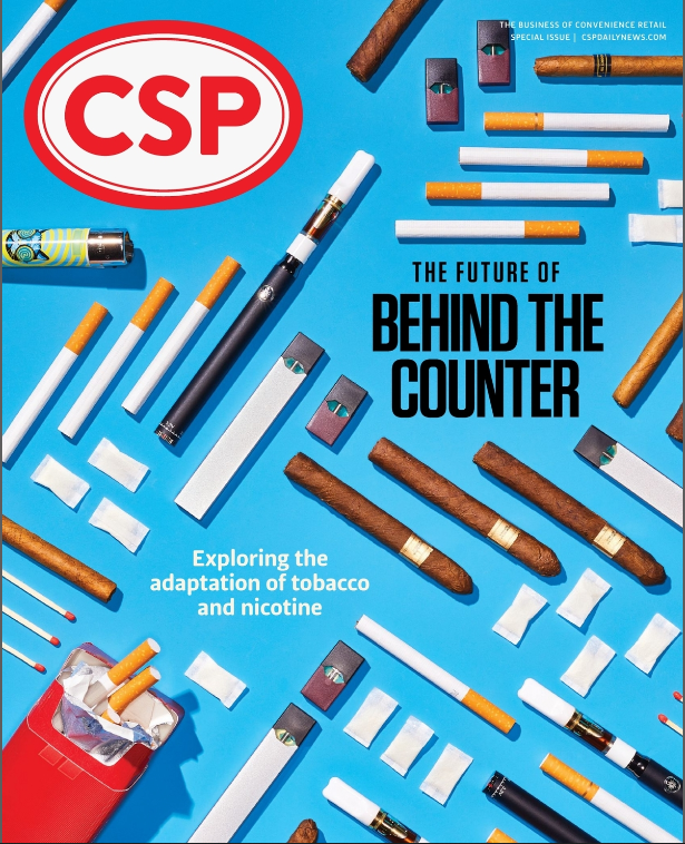 CSP Daily News Magazine The Future of Behind the Counter 2021 Issue
