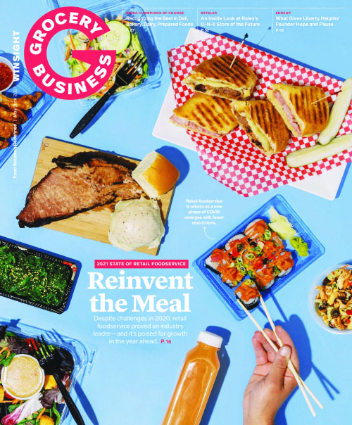 Winsight Grocery Business May/ June 2021 Issue