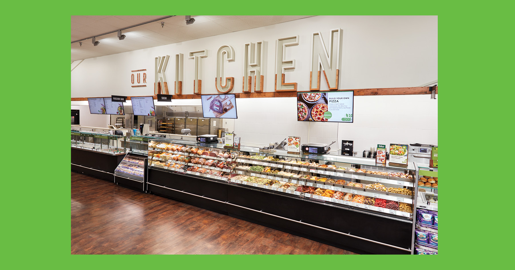 Kitchen, O-N-E Market