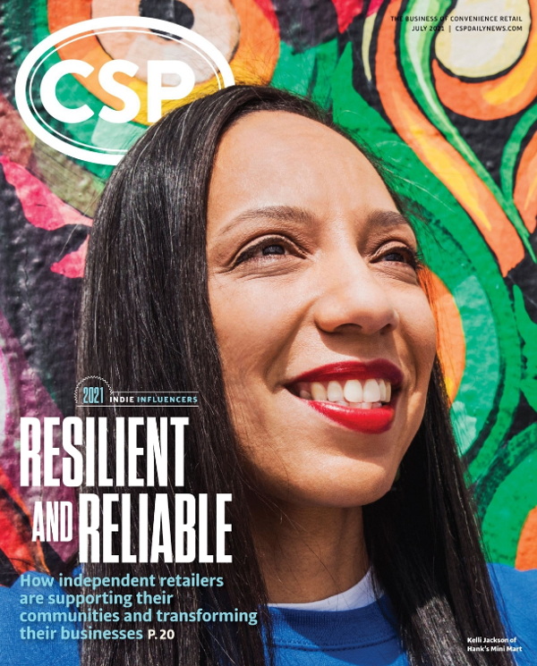 CSP Daily News 2021 Indie Influencers: Resilient and Reliable | July 2021 Issue