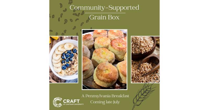 Grain box contents