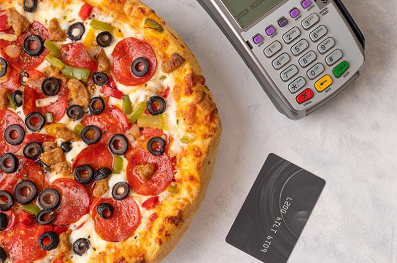 Pizza sales