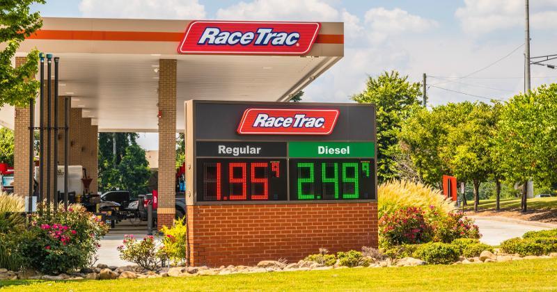 convenience store fuel savings