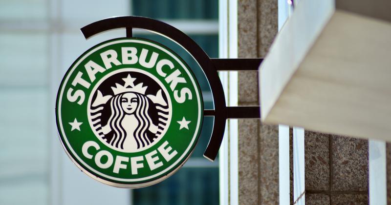 Starbucks food donation