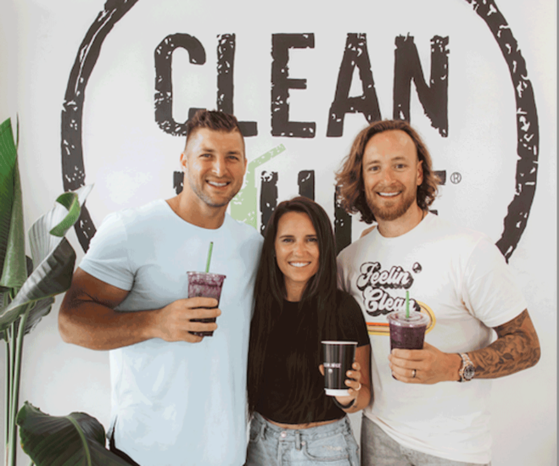 Clean Juice Tebow