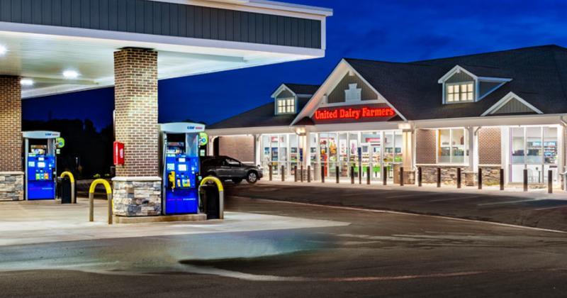 convenience store car wash