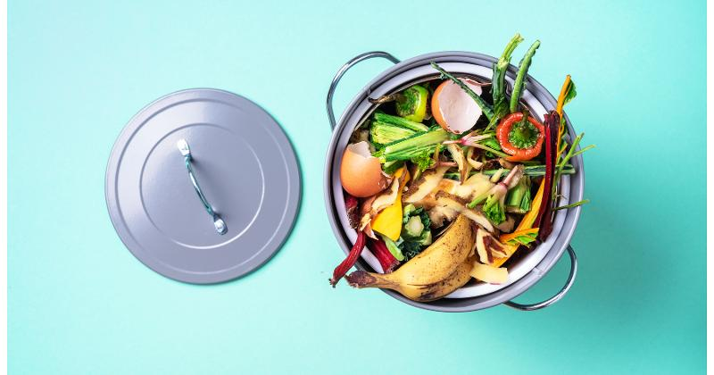 Cooking up food waste